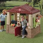 Outdoor Playhouse For Kids Toddlers Girls Toys Boys Backyard Cottage Play House