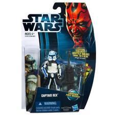 Star Wars 2012 Clone Wars Action Figure CW No. 13 Captain Rex. Hasbro