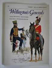 Osprey-Mens at Arms 84, Wellington's Generals