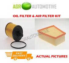 DIESEL SERVICE KIT OIL AIR FILTER FOR SKODA FABIA 1.4 80 BHP 2007-10