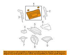 TOYOTA OEM 10-11 Camry Stereo Audio Radio-AM/FM CD Unit 8612006480