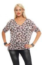 Damenblusen, - tops & -shirts mit V-Ausschnitt aus Baumwolle in Größe 36