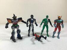 Power Rangers Mixed Lot Loose Bandai