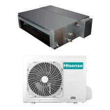Condizionatore Canalizzabile Climatizzatore Canalizzato Hisense 42000 Btu AUD125