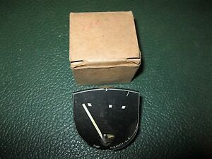 NOS 1954-1955 Hudson temperature gauge, in box!