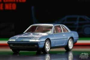 [TOMICA LIMITED VINTAGE NEO 1/64] Ferrari 412 (Blue)