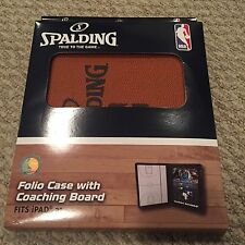 Spalding Folio Case For Ipad2 With Coaching Board