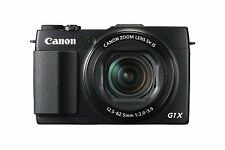 Canon PowerShot G1 X Mark II Digital Camera Wi-Fi Enabled with Accessories