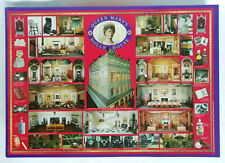 Vintage 1500 Piece Jigsaw: QUEEN MARY'S DOLLS' HOUSE - Mandolin Puzzles 1996 VGC