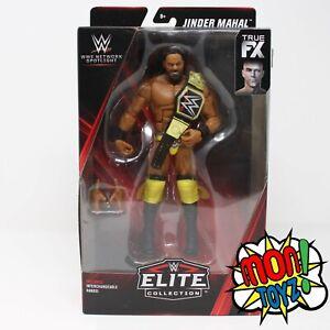 JINDER MAHAL WWE Elite Collection Network Spotlight Figure Brand Exclusive HTF