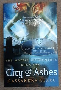 The Mortal Instruments Book Two   City of Ashes   Cassandra Clare   US