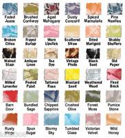 RANGER / TIM HOLTZ DISTRESS INK PADS - 60 colour options Inkpad dye