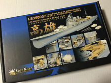 Lionroar 1/350 LS350007 IJN Takao for Aoshima