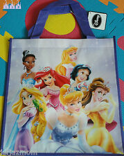 :-)**DISNEY PRINCESS REUSABLE TOTE/GOODY/FAVOR/TREAT BAGS***BRAND NEW