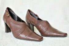 COCA BROWN SHOES SIZE 7 Made in Japan