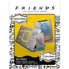 Friends Tech Stickers Official Merchandise