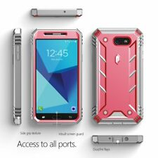 20pcs/lot For Galaxy J7 2017 | [Dust Resistant] Rugged Shockproof Case Cover PK