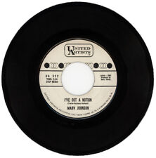 "MARV JOHNSON  ""I'VE GOT A NOTION""  DEMO  NORTHERN SOUL"