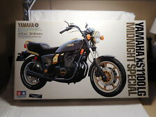 Tamiya 1:6 Scale Yamaha XS1100LG Midnight Special Unassembled Model Kit