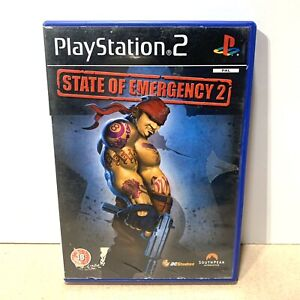 State of Emergency 2 - Game For Sony PlayStation 2 PS2