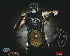 Pentagon Jr. Signed 8x10 Photo BAS COA Lucha Underground Impact Wrestling AEW 9