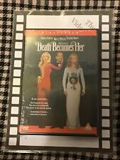 Death Becomes Her - DVD (Brand New & Sealed)