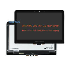 855963-601 13.3 HD LCD TouchScreen Assembly+Bezel For HP Pavilion X360 M3-U003DX