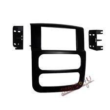 Metra 95-6522B Dodge Ram 2002-2005 Double DIN Stereo Install Dash Kit Black