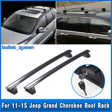 New For 2011-2016 Jeep Grand Cherokee Roof Rack Cross Bars 82212072AC Kit