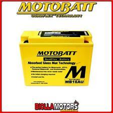 MB16AU BATTERIA YB16AL-A2 DUCATI Monster 600 1995-- MOTOBATT YB16ALA2