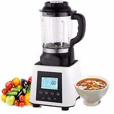 Multi Function Soup Maker/Juicer Smoothie Blender Big Food Mixer Processor White