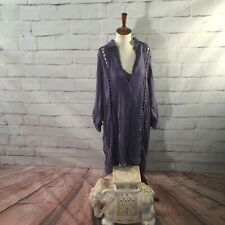 Vanessa Virginia Swing Dress Anthropologie Women's Large (E04)
