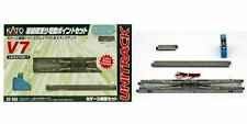 NEW KATO UNITRACK 20-866 V7 DOUBLE CROSSOVER TRACK SET