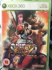 SUPER STREET FIGHTER IV ARCADE EDITION - XBOX 360 - UK PAL - NEW FACTORY SEALED