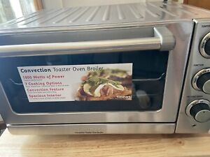 Cuisinart TOB60NFR 1800W Toaster Oven - Silver