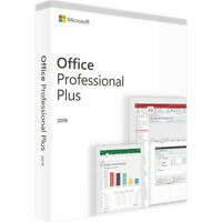 Microsoft Office 2019 Pro Plus 🔥Windows/Mac-Licence Key🔥 Instant Delivery 60s