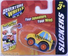 Citroen 2Cv Citroën Taxi Adventure Wheels Slickers Micro Pull Back & Go Racer