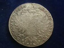 Taler Maria Theresien Taler 1780 Wien IC-FA W/17/314