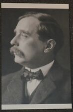 H G Wells  POSTCARD  new