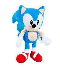 Peluche texto original en Sonic azul Sega 30 cm terciopelo producto oficial