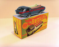 HOT WHEELS REDLINE -  Superb, original custom display box -  'DEORA'