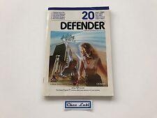 Notice - Defender - Atari 2600 - PAL EUR
