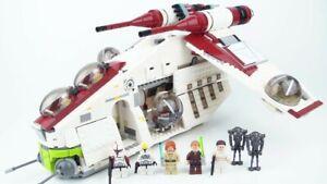 Star Wars Republic Attack Gunship