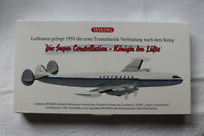 Wiking 7342 01 Lockheed Super Constellation Lufthansa 1:200