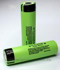 Panasonic ncr18650b 3,6v - 3,7v 3400 mAh Batteria agli ioni di litio