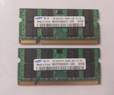 Samsung 2GB (2x1GB) 2Rx8 PC2-5300S-555-12-E3 (M470T2953EZ3-CE6)
