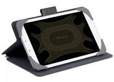 "Targus Safe Fit Tablet Case for 7""-8"" 360 Rotating Protective Blk Multiple Brand"
