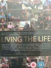 *NEW*  LIVING THE LIFE (DVD, 4-Disc Box Set)  FREE UK P+P ......................