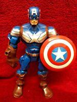 Captain America  Mashers Toy Figure 16cm 2013