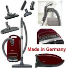 Miele Complete C3 Canister Vacuum Cleaner Limited Edition Quiet Red US 120V ✅✅✅✅ photo